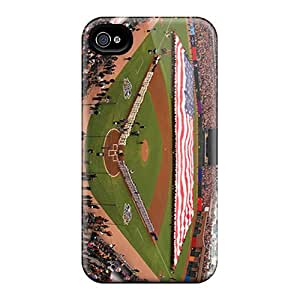 Durable Cell-phone Hard Covers For Iphone 4/4s (nQf3109NZXy) Customized Stylish San Francisco Giants Pattern