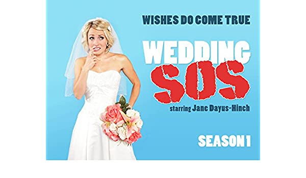 Amazon.com: Wedding SOS: Jane Dayus-Hinch, Kim Bondi, Kelly O\'Keefe ...