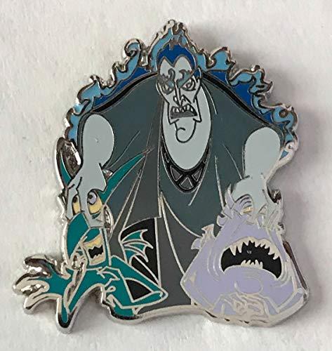 Disney Pin 78569 Booster Pin - Villains (Hades, Pain, and Panic) Hercules Pin ()