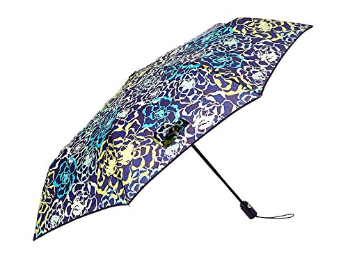 Vera Bradley Umbrella, Katalina Blues, One Size