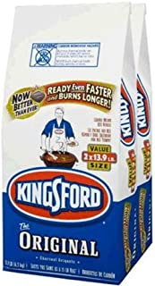 product image for Kingsford 30524 Charcoal Briquets, 13.9-Pound Bag (2-Pack)