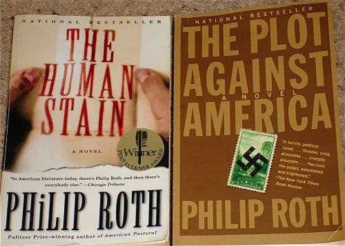 2 Titles By Philip Roth: