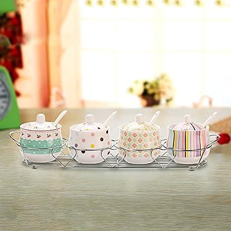 Amazon.com: mdrw-household accesorios de cocina recipiente ...