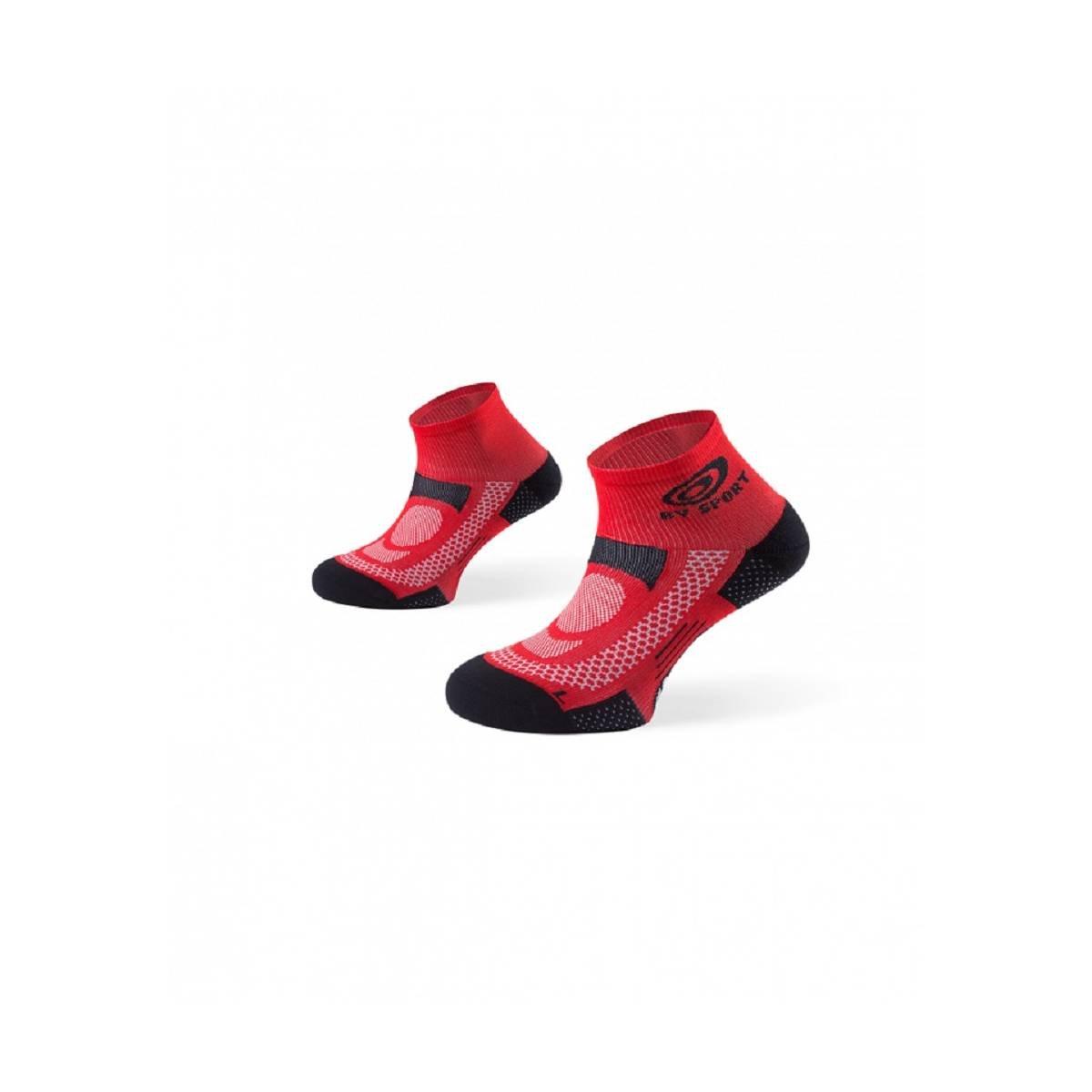 X-Socks SOCQUETTE BV Sport SCR One Noir X SOCKS