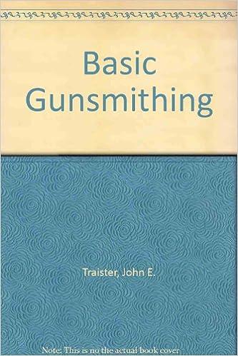 Basic Gunsmithing