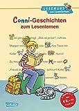 LESEMAUS zum Lesenlernen Sammelbände: Conni-Geschichten zum Lesenlernen: Bild-Wörter-Geschichten -...