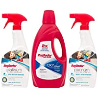 Rug Doctor 05038 Clean Care Carpet Cleaner, Combo Pack