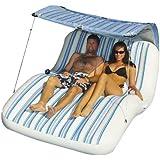 Swimline Luxury Cabana Inflatable Pool Lounger