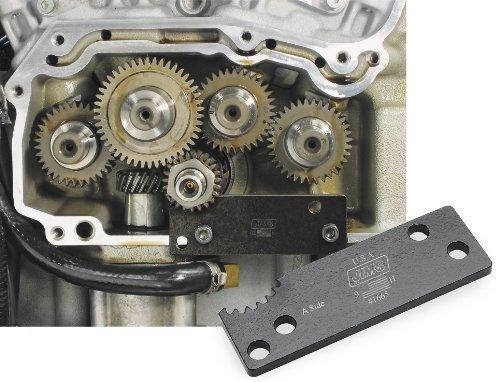 (2013 Harley Davidson XL1200C Sportster 1200 Custom Pinion Gear Locking Tool, Manufacturer: Jims, XL/BUELL CRNKSHFT LOCKING TOOL)