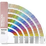 PANTONE(パントン) 色見本 メタリックコーテッドガイド2019 Metallics Coated Guide GG1507A (新色54色を含む全655色) 『パントン正規品、シリアル番号あり』 [並行輸入品]