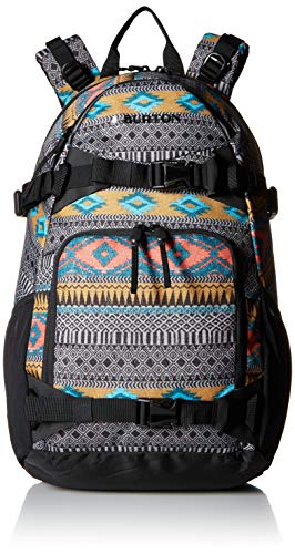 (Burton Multi-Season Women's Riders 25L Hiking/Backcountry Backpack, Tahoe Freya Weave)
