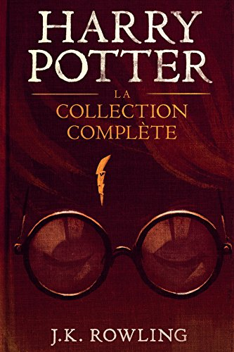 Harry Potter La Collection Complete 1 7 French Edition