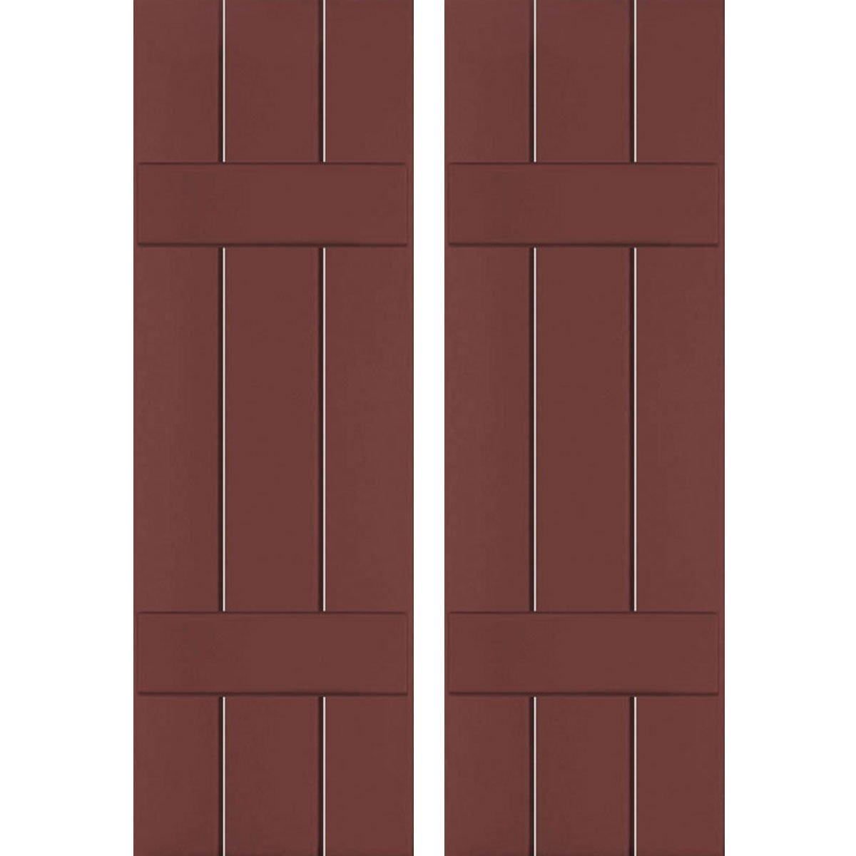 Ekena Millwork CWB12X028CRC Exterior Three Board