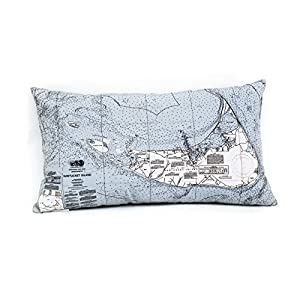 51IF1TkJh1L._SS300_ 100+ Nautical Pillows & Nautical Pillow Covers