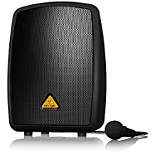 Behringer EUROPORT MPA40BT All-In-One Portable PA System with Full Bluetooth Connectivity