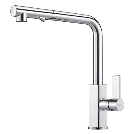 Franke Kitchen Sink Tap Spout Maris Pull Out Spray Chrome 115 0392
