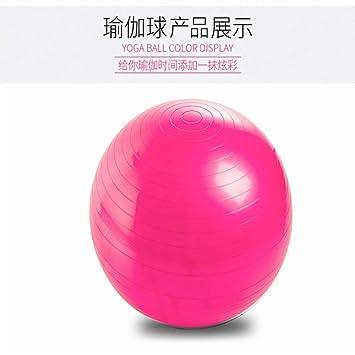 Bola De Yoga 65 Cmpvc Protección del Medio Ambiente Nuevo ...