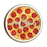 The Stinky Candle Company - Handmade Pizza Scent by The Stinky Candle Company