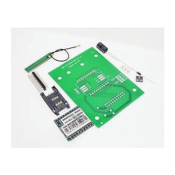 DIY Kit gsm GPRS 900 1800 MHz Servicio de Mensajes Cortos ...