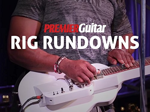 Premier Guitar Rig Rundown: Robert Randolph (2017)
