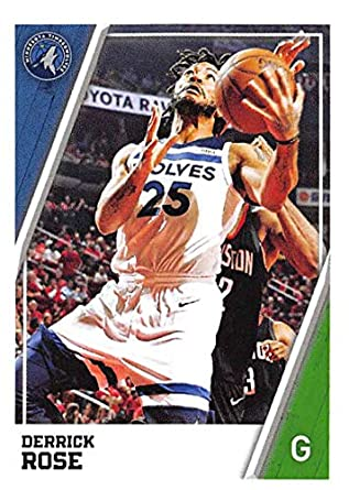 wholesale dealer 765b8 0396a Amazon.com: 2018-19 Panini NBA Stickers Collection #308 ...