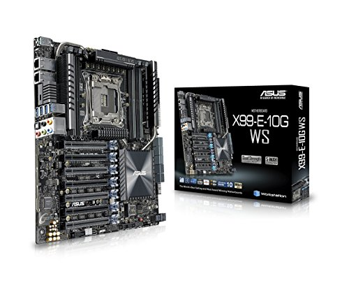 ASUS-LGA2011-v3-Dual-10G-LAN-4-Way-GPU-ATXCEB-Motherboard-X99-E-10G-WS