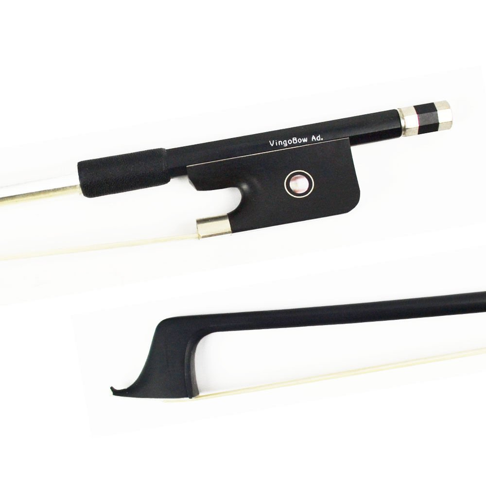 1/2 Size Carbon Fiber Cello Bow