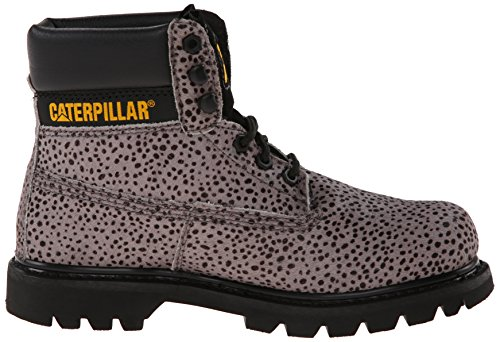 Colorado Grey Chukka Grey Caterpillar Bottes Black Fourrées Femme xvWwYYpUdq