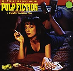 "SOUNDTRACK TIEMPOS VIOLENTOS (PULP FICTION)Dick Dale's surf-guitar provided the memorable title theme (""Misirlou""), for Quentin Tarantino's 1994 smash, and although that sound runs throughout the soundtrack (along with bits and pieces of dial..."