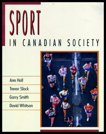 Sport in Canadian Society (Oxford)