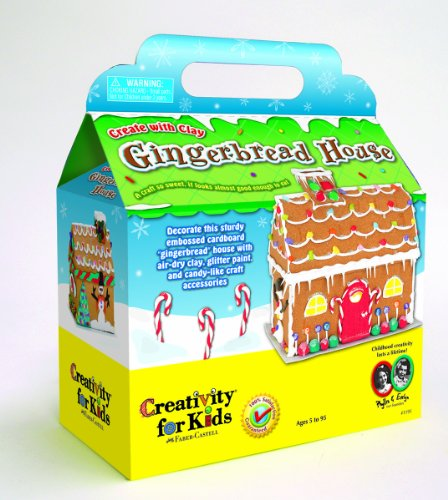 Image of Creativity for Kids Gingerbread House