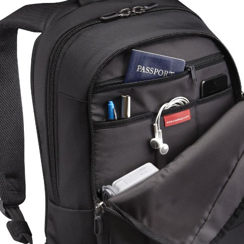 Case Logic 15.6-Inch Laptop Backpack (Black) (MLBP-115BLK) in the ...