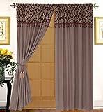 Nanshing America Dawn Multi-Piece Deluxe Luxury Window Set, 84-Inch