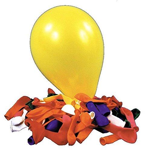 Qualatex 260Q Traditional Assortment Biodegradable Latex Balloons 100-Units (1-Pack)