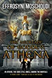 Front cover for the book The Necklace of Goddess Athena: A new adult supernatural mystery by Effrosyni Moschoudi