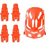 Hubsan Q4 Nano H111 Body Shell H111-01 Red Quadcopter Frame w/ Motor supports