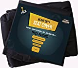 Cheap Car Pet Seat Covers – For Front and Back Seat – Scratch Proof and Non-Slip Design for Protecting Cars by Utopia Home (Combo Pack – Front & Back both)