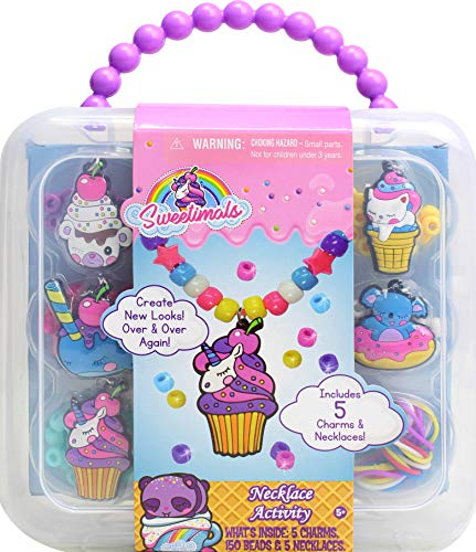51IF8ArZAAL - Tara Toys Sweetimals Necklace Activity