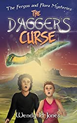 The Dagger's Curse (The Fergus & Flora Mysteries Book 1)