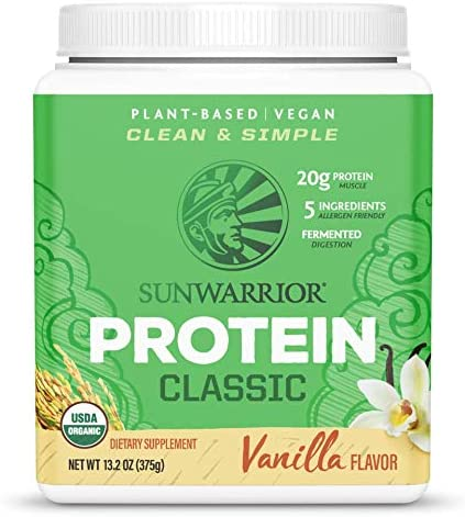 Sunwarrior Protein Classic (375g) 1 unidad 375 g