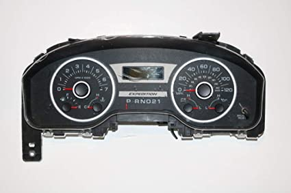 Amazon com: 05-06 Ford Expedition Instrument Cluster Speedometer