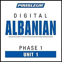Albanian Phase 1, Unit 01