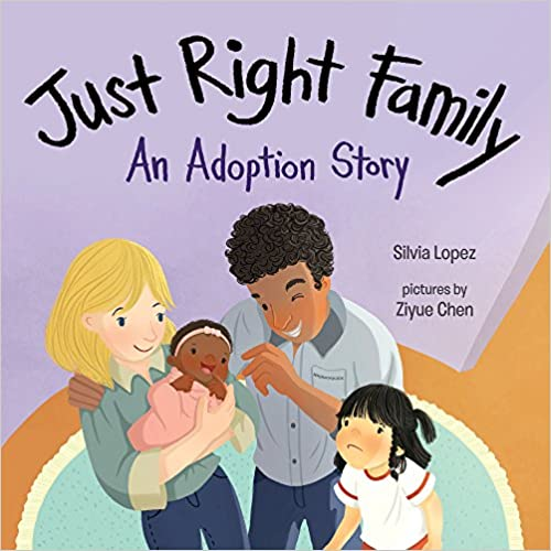 Just Right Family An Adoption Story