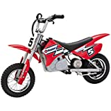 Razor MX350 Dirt Rocket 24V Electric Motorcycle Bike - Red | 15128095