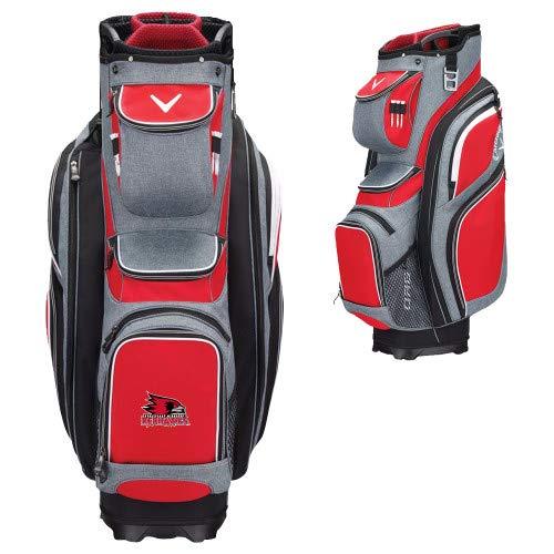 Callaway Golf Cooler Cart (CollegeFanGear Southeast Missouri Bookstore Callaway Org 14 Red Cart Bag 'Primary Logo')