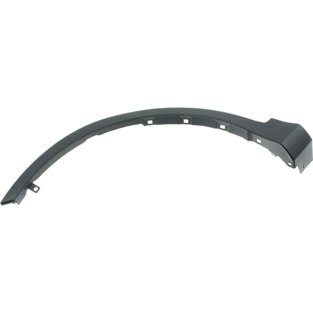 Japan Built New Front Left Driver Side Wheel Arch Trim For 2013-2015 Toyota RAV4 Textured-Black Made Of PP Plastic TO1290107 7560242150