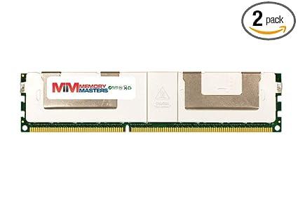 Micron 32GB DDR3 PC3-10600R 1333 MHz  240-Pin ECC REG RDIMM SERVER RAMS 8x4GB