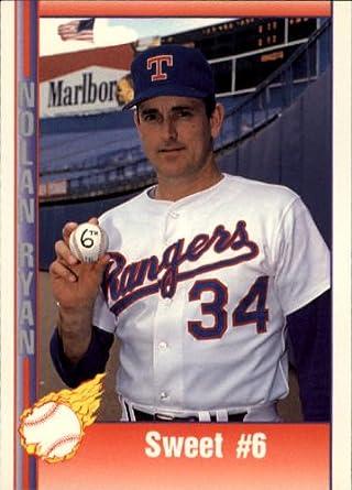 Amazoncom 1991 Pacific Ryan Texas Express I Baseball Card
