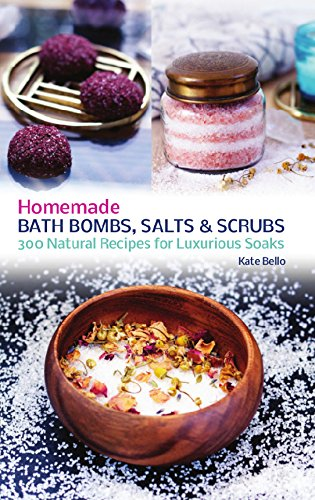 Homemade Bath Bombs Salts Scrubs ebook product image