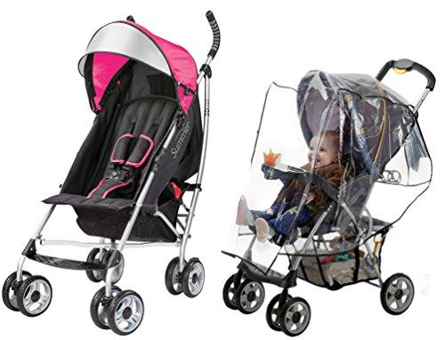 3D Flip Summer Stroller - 5